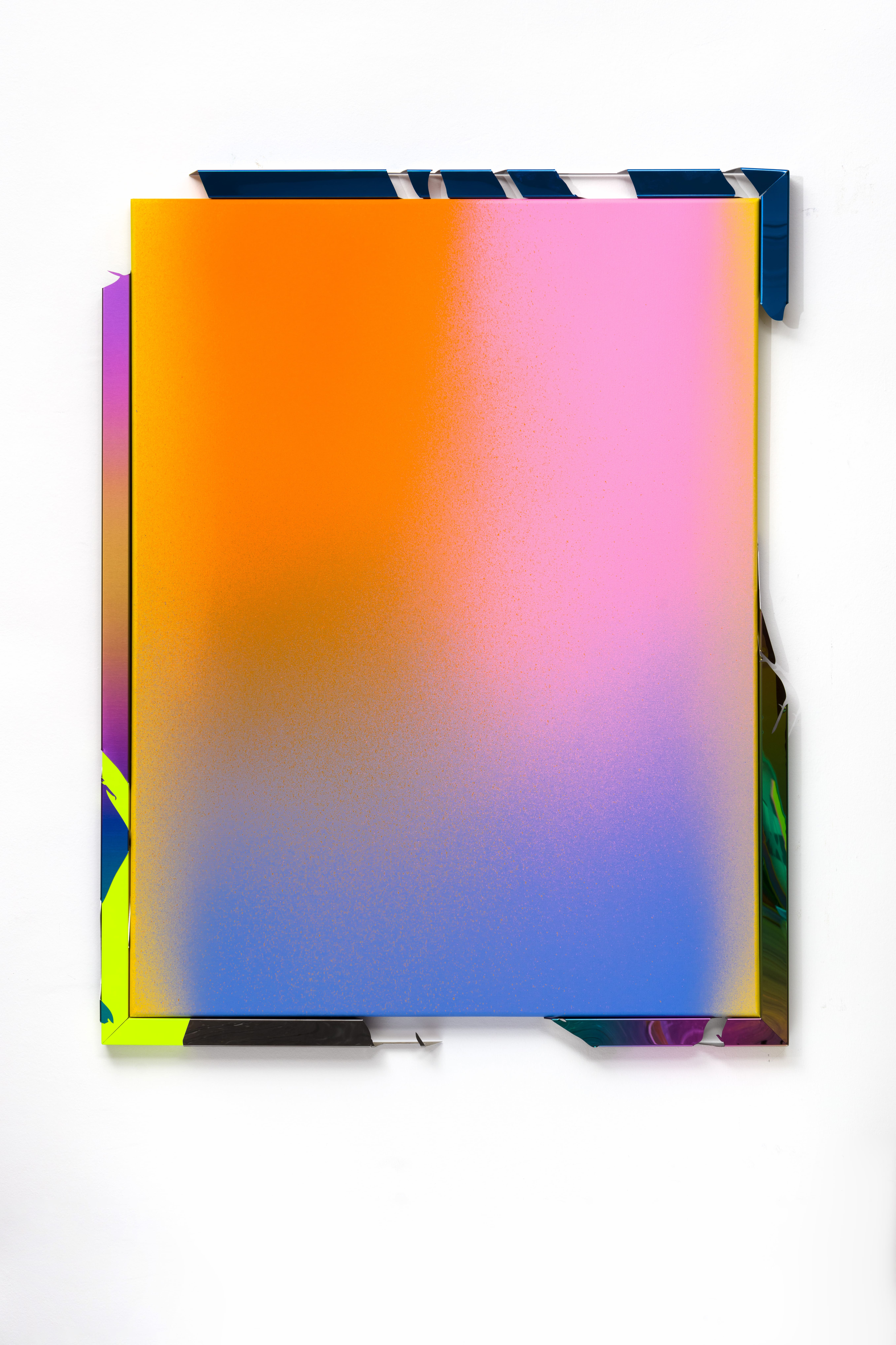 NemesM_Silence-Paintings-01_2021_139x109cm_PVD-coated-stainless-steel-powder-coated-stainless-steel-acrylic-canvas-wood-min