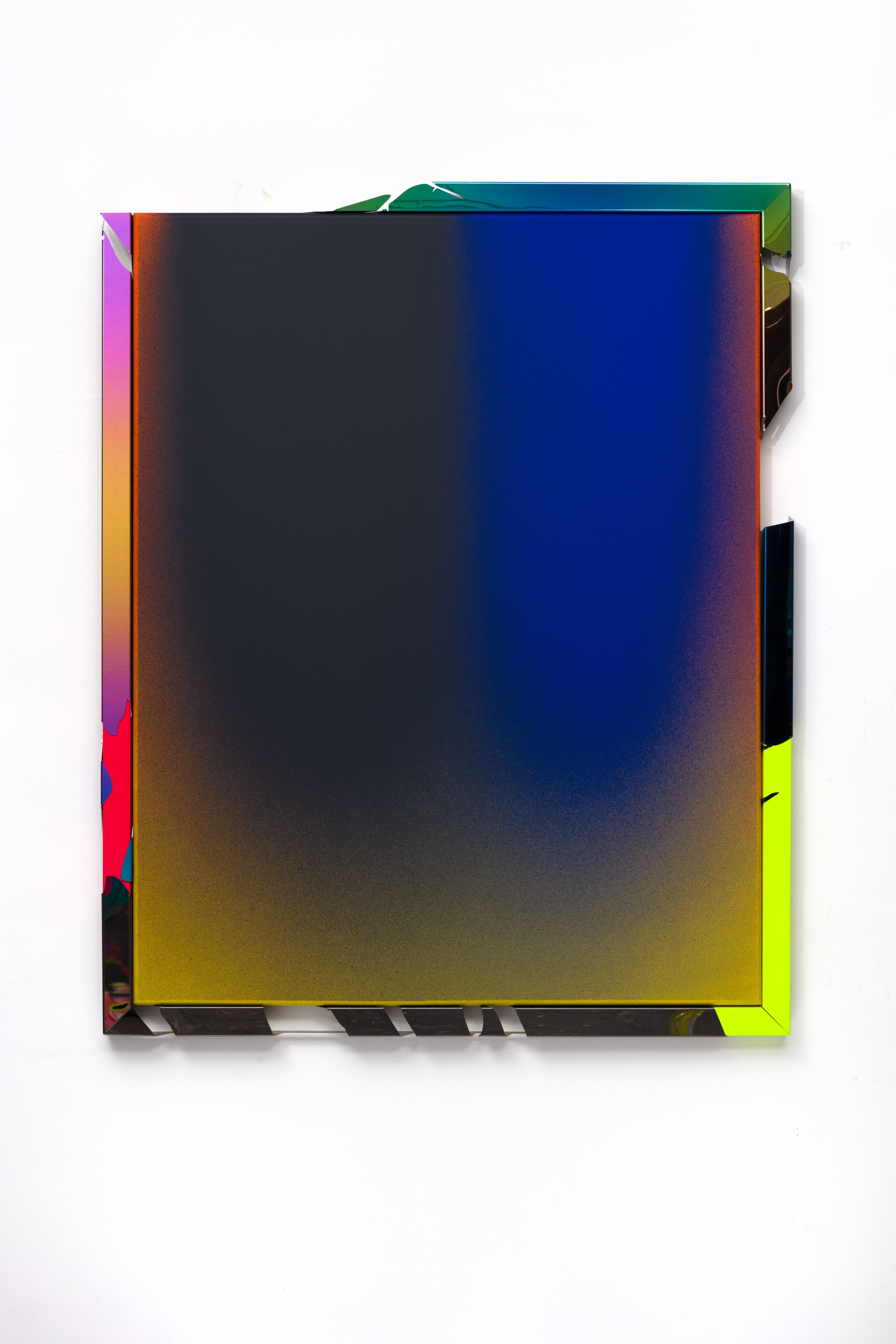 NemesM_Silence-Paintings-02_2021_129x99cm_PVD-coated-stainless-steel-powder-coated-stainless-steel-acrylic-canvas-wood-min