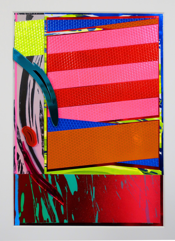 NemesM_Police-Papers-02_2018_40x30cm_lasercut-perspex-acrylic-light-reflective-vinyl-mirror-board-min
