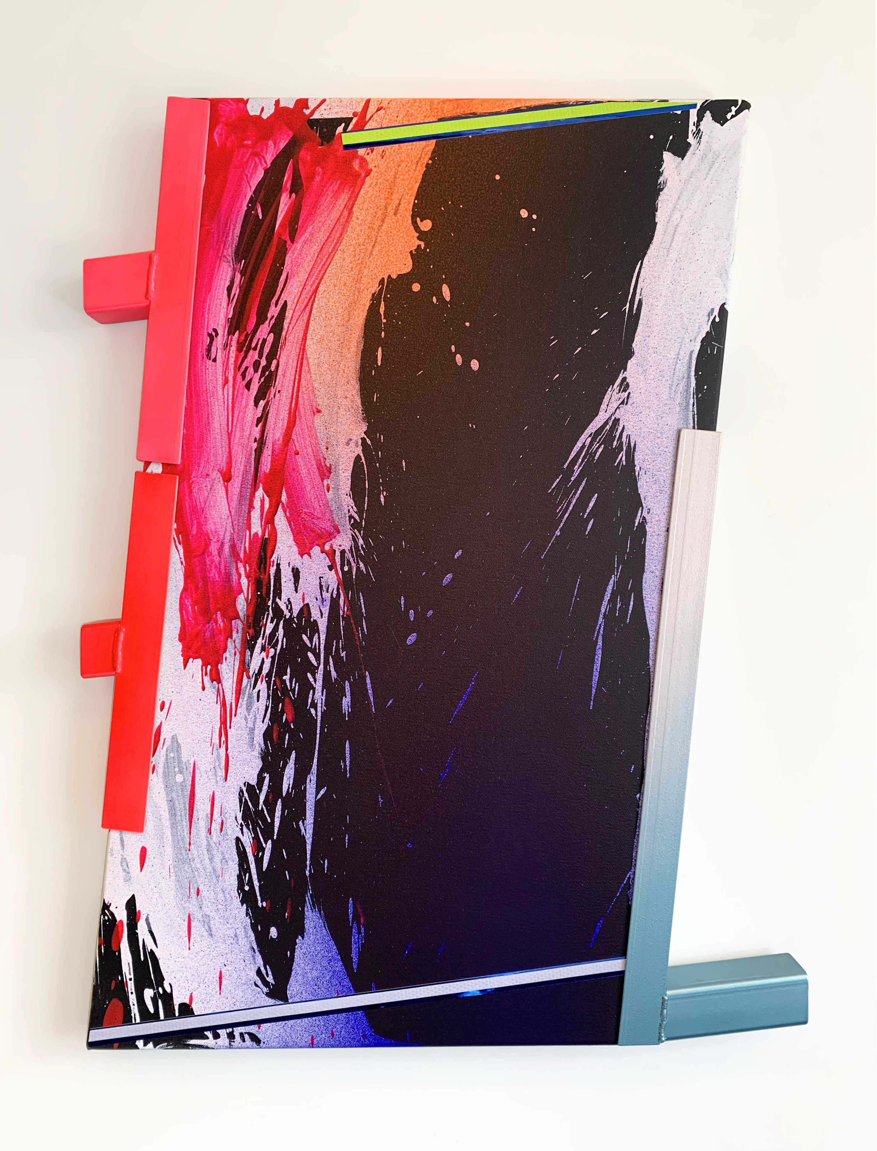 NemesM_The-Better-Self-04_2020_88x62_carpaint-steel-acrylic-canvas-wood-min