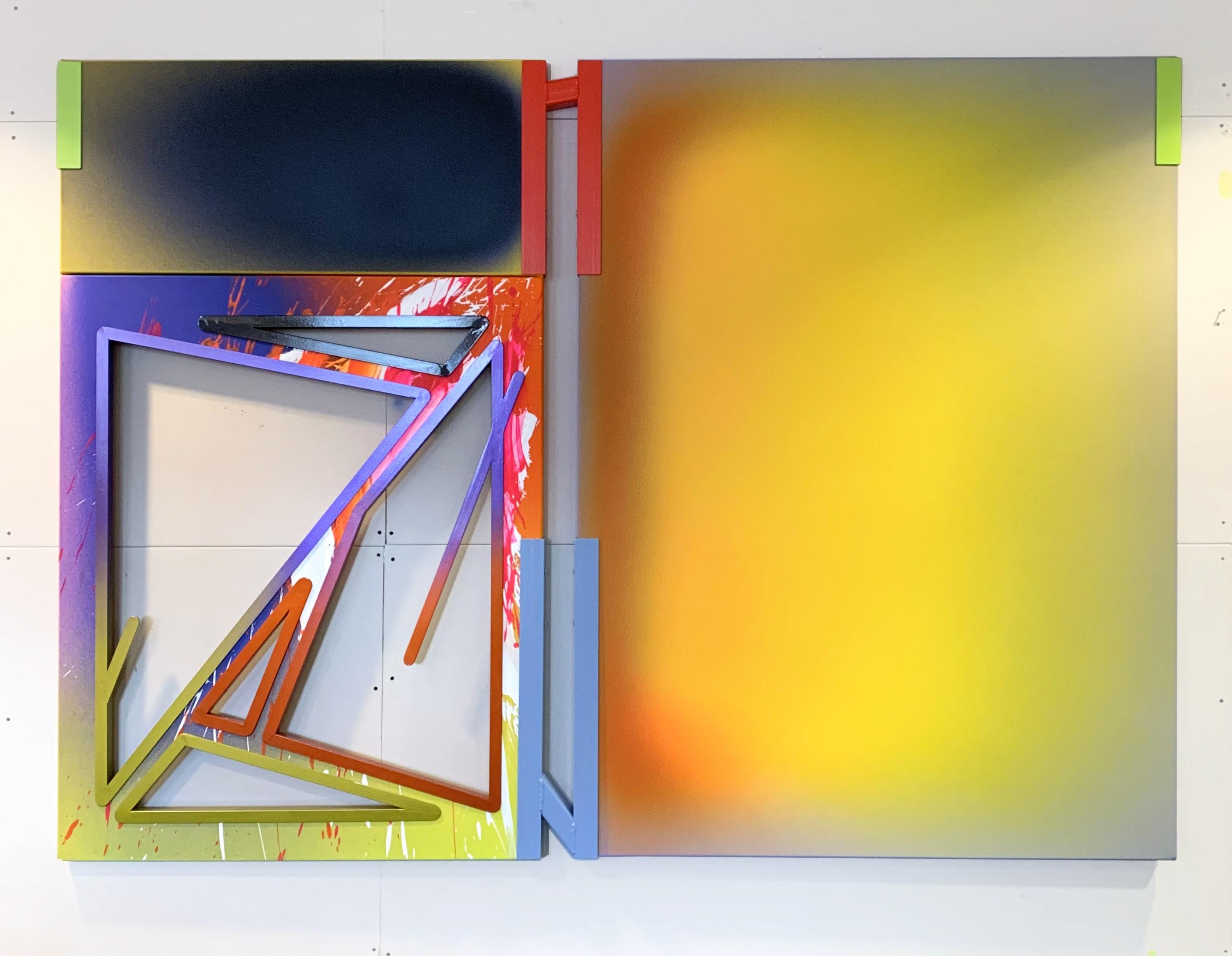 NemesM_The-Better-Self-06_2020_232x165cm_acrylic-carpaint-canvas-steel-powoodwder-coated-steel-wood-min