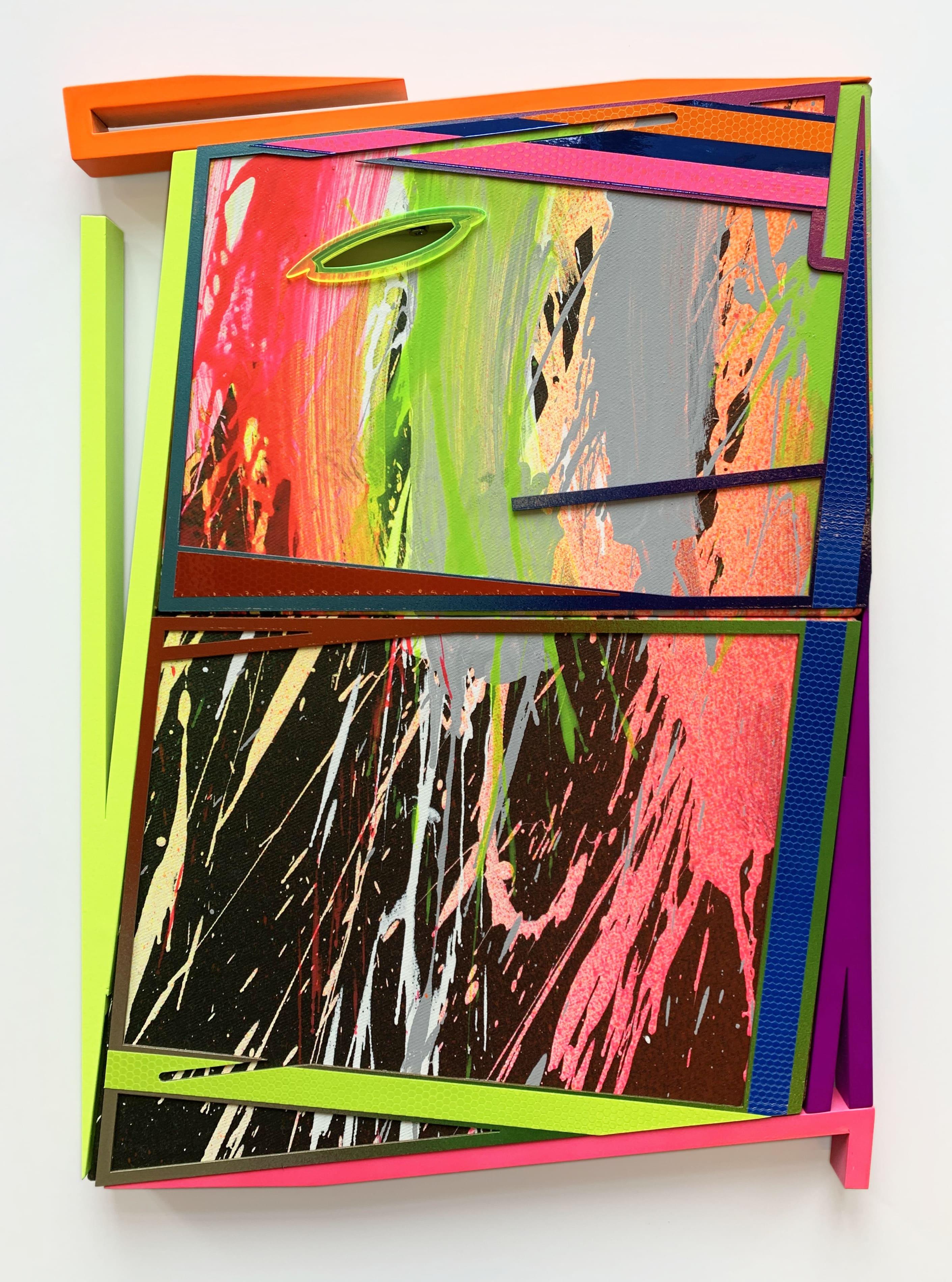 NemesM_The-Same-River-02_2020_57x40cm_waterjet-aluminium-carpaint-acrilyc-foamex-pvc-light-reflective-vinyl-mirror-board-wood-min