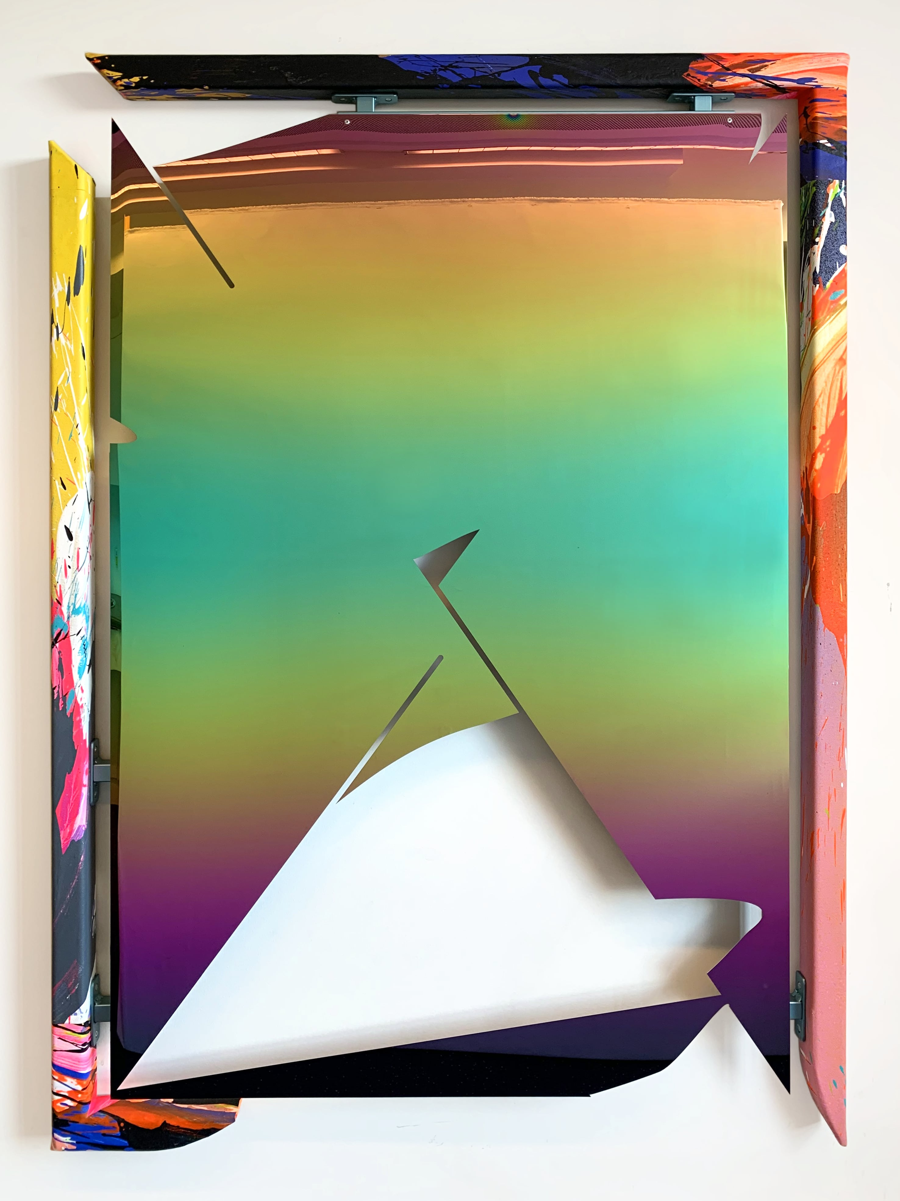 NemesM_The-Void-Paintings-03_2020_136x96cm_PVD-coated-stainless-steel-carpaint-steel-acrylic-canvas-wood-min