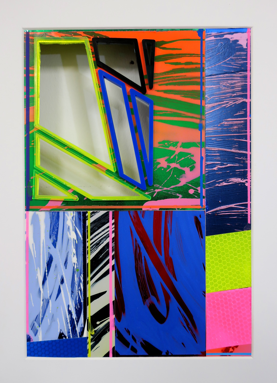 NemesM_Tomorrow-07_2018_40x30cm_lasercut-perspex-acrylic-light-reflective-vinyl-mirror-board-min